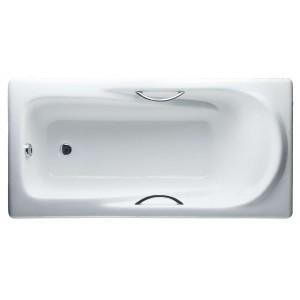 Aberdeen oval 150   160   170 cm Drop-in Cast iron bathtub